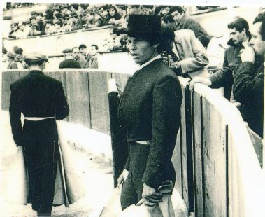El Cordobés en Logroño  en 1965