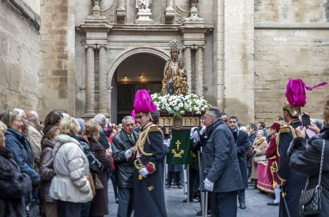 Patrona de Logroño