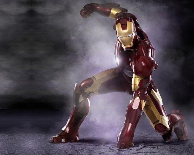 Cómo mola Iron Man