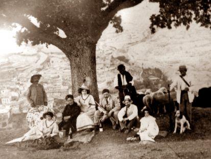 Familia de San Roman de Cameros