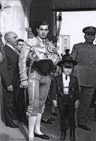 Cita en la Manzanera en 1957