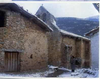 San Antón, aldea de Ezcaray