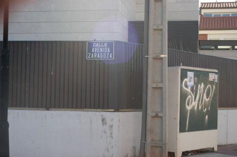 O es calle o es avenida de Zaragoza