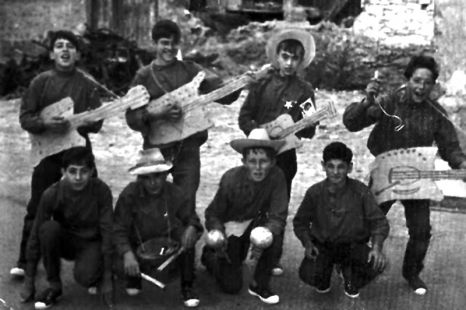 Los Rebeldes, una cuadrilla de Pradejón