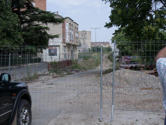 Piqueras-Piquete, una zona descuidada