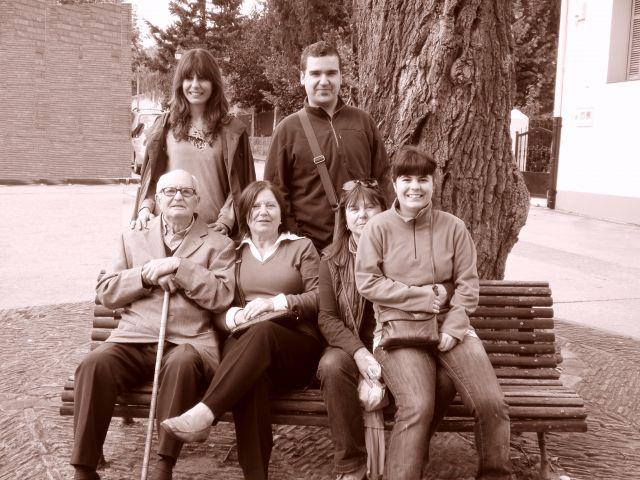 Foto de generaciones en Ojacastro