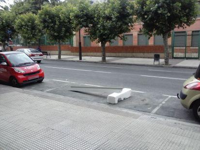 Reserva de aparcamiento en Logroño