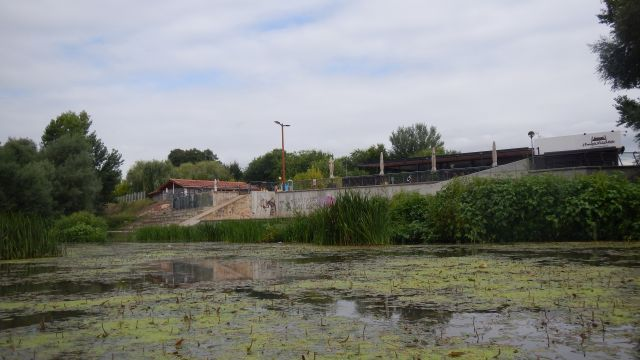 Embarcadero de Logroño