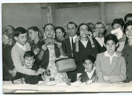Festival de la Chuleta en 1966
