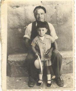 Los Francia de Arenzana en 1958