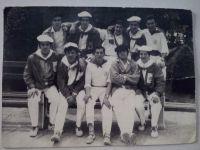 La Peña Logroño, en fiestas de 1971