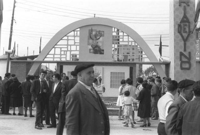 San Mateo 61, entrada a la Feria del Vino
