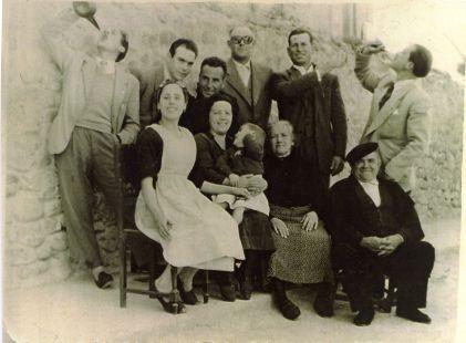 Posaderos y huéspedes   en Arnedo