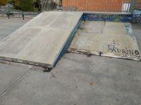 Nos han robado en el Skatepark