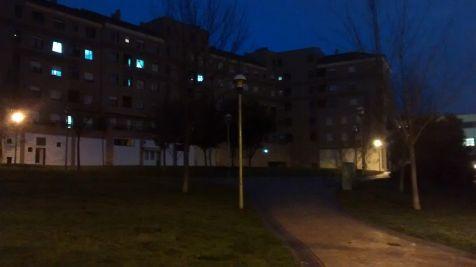 Iluminacion escasa