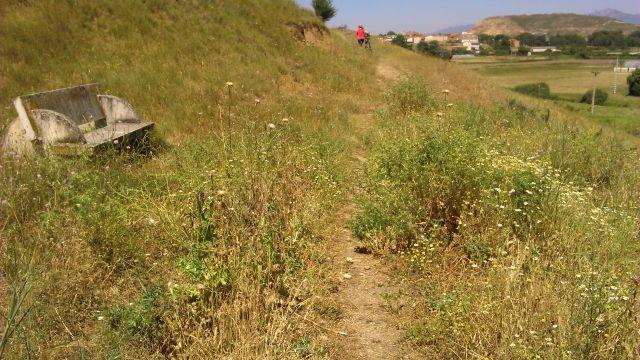 Varea, Camino a Fuente Encino